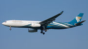 Airbus A330-343 - A4O-DI operated by Oman Air