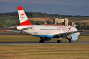 Airbus A319-112 - OE-LDF operated by Austrian Airlines