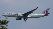 Airbus A330-243F - A7-AFZ operated by Qatar Airways Cargo