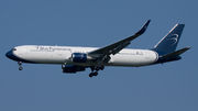 Boeing 767-300ER - EI-CMD operated by Blue Panorama Airlines