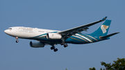 Airbus A330-243 - A4O-DG operated by Oman Air