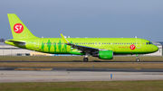 Airbus A320-214 - VP-BOJ operated by S7 Airlines
