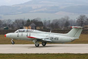 Aero L-29 Delfin - OK-ATS operated by Private operator