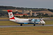 Bombardier DHC-8-Q402 Dash 8 - OE-LGA operated by Austrian Airlines