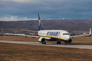 Boeing 737-800 - EI-EMA operated by Ryanair