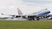 Boeing 747-400F - B-18709 operated by China Airlines Cargo