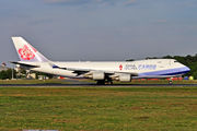 Boeing 747-400F - B-18719 operated by China Airlines Cargo