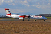 Austrian arrows (Tyrolean Airways) Bombardier DHC-8-Q402 Dash 8 - OE-LGK
