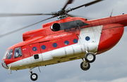 TECH-MONT Helicopter company Mil Mi-8T - OM-EVA