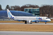 Embraer E195LR (ERJ-190-200LR) - G-FBEA operated by Flybe