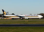 Boeing 777-300ER - 9V-SWK operated by Singapore Airlines