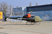 EHC Service Eurocopter AS355 NP Ecureuil 2 - OM-GGA