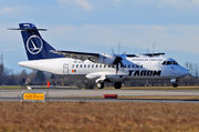 ATR 42-500 - YR-ATA operated by Tarom