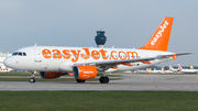 Airbus A319-111 - G-EZAJ operated by easyJet