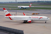 Austrian Airlines Boeing 767-300ER - OE-LAY