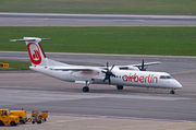 Bombardier DHC-8-Q402 Dash 8 - D-ABQQ operated by Air Berlin