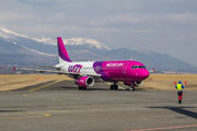 Airbus A320-232 - HA-LPX operated by Wizz Air