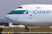Boeing 747-400F - B-LIB operated by Cathay Pacific Cargo