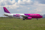 Airbus A320-232 - HA-LYV operated by Wizz Air