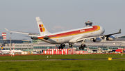 Airbus A340-313 - EC-GUQ operated by Iberia