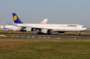 Airbus A340-642 - D-AIHH operated by Lufthansa