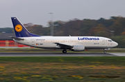 Boeing 737-300 - D-ABEF operated by Lufthansa