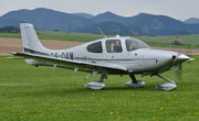 Cirrus SR22 - OK-OAM operated by CB AIR a.s.