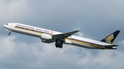 Boeing 777-300ER - 9V-SWN operated by Singapore Airlines