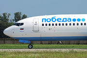 Boeing 737-800 - VQ-BTE operated by Pobeda