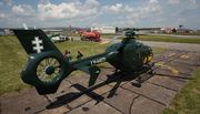 Eurocopter EC135 T2+ - LY-HCD operated by Valstybės sienos apsaugos tarnyba (Lithuanian State Border Guard Service)