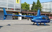Robinson R44 Raven - OM-VMT operated by UTair Europe