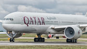 Boeing 777-300ER - A7-BAY operated by Qatar Airways