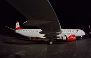Embraer 190-200LR - OE-LWD operated by Austrian Airlines