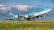Boeing 747-8 - HL7631 operated by Korean Air