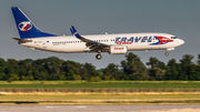 Boeing 737-800 - OK-TSD operated by Travel Service