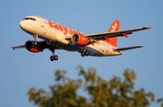 Airbus A320-214 - G-EZUK operated by easyJet