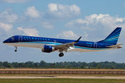 Embraer 190-100IGW - 4K-AZ66 operated by AZAL Azerbaijan Airlines
