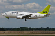 Boeing 737-500 - YL-BBE operated by Air Baltic
