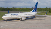 Boeing 737-800 - HP-1835CMP operated by Copa Airlines