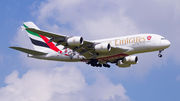 Airbus A380-861 - A6-EES operated by Emirates