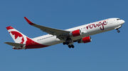 Boeing 767-300ER - C-FIYA operated by Air Canada Rouge
