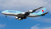 Boeing 747-8 - HL7633 operated by Korean Air