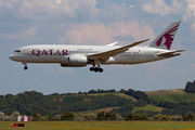 Boeing 787-8 Dreamliner - A7-BCF operated by Qatar Airways