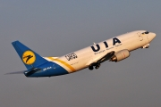 Boeing 737-300F - UR-FAA operated by Ukraine International Airlines Cargo