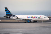 Airbus A320-214 - LY-ONJ operated by Small Planet Airlines