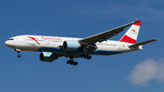 Boeing 777-200ER - OE-LPE operated by Austrian Airlines
