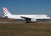 Airbus A320-214 - 9A-CTK operated by Croatia Airlines