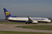 Boeing 737-800 - EI-EBR operated by Ryanair