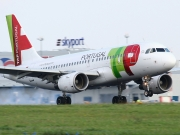 Airbus A319-112 - CS-TTR operated by TAP Portugal