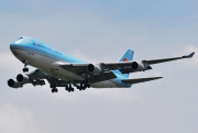 Boeing 747-400F - HL7462 operated by Korean Air Cargo